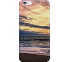 Beach at Sunset iPhone Case/Skin