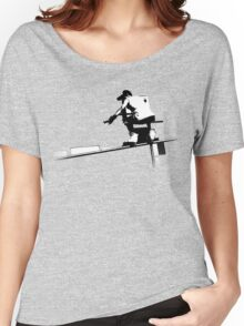 Sk8 Women's Relaxed Fit T-Shirt