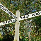 Err...Umm.... Ahhh..... Map Anyone?..... by Colin J Williams Photography