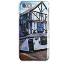 Birdcage Pub iPhone Case/Skin