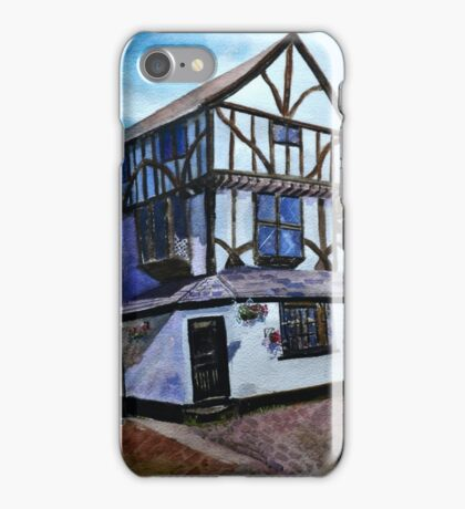 Birdcage Pub iPhone Case/Skin