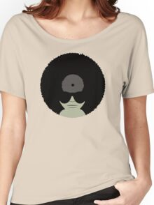 Funky Music Vinyl Records Women's Relaxed Fit T-Shirt