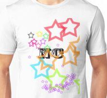 Rainbow Stars Unisex T-Shirt
