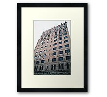 """Colonial Mutual Life"" Framed Print"