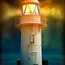 At the Lighthouse by ajgosling