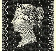 Penny Black Stamp by jripleyfagence