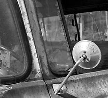 Pickup truck by AnalogSoulPhoto