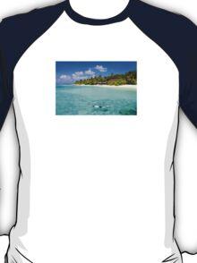 Snorkelling in the Maldivian Atolls - Indian Ocean T-Shirt