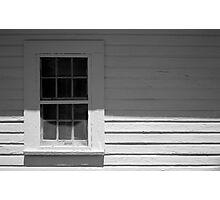 Sun, window, shade Photographic Print