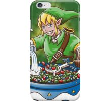 Link's Fruipees iPhone Case/Skin