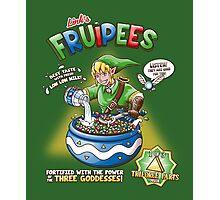 Link's Fruipees (minimalistic)  Photographic Print