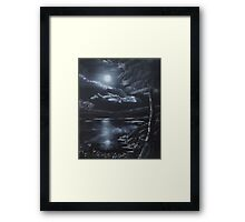 The Place Framed Print
