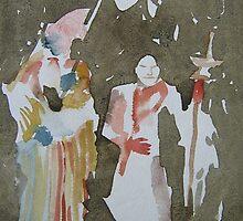 On carneval by Catrin Stahl-Szarka