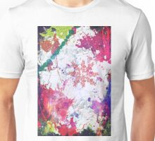 Color Splash Your Life Unisex T-Shirt