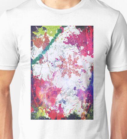 Color Splash Your Life Unisex T-Shirt