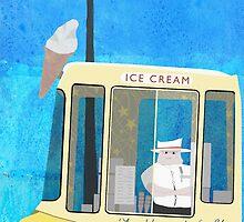 Ice Cream Van by jripleyfagence