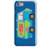 The Mystery of the LOST parts. iPhone Case/Skin