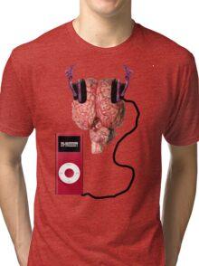 I-Brain Tri-blend T-Shirt