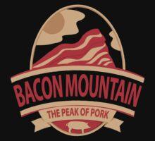 Bacon Mountain Kids Clothes