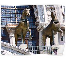 St Mark's Basilica, Venice Poster