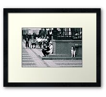 OnePhotoPerDay Series: 145 by L. Framed Print