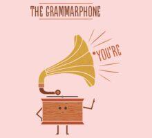 Grammarphone Kids Tee