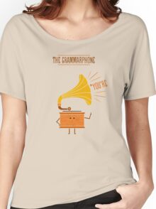Grammarphone Women's Relaxed Fit T-Shirt