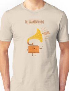 Grammarphone Unisex T-Shirt