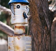 Old Tin Man  by photolover08