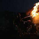 Burning by kimwild