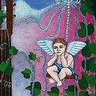 The naughty angel by Madalena Lobao-Tello