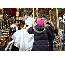 Chinese vows Photographic Print