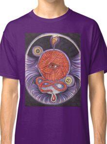 KNITCROMANCY: Unraveling the Cosmic Yarn Classic T-Shirt