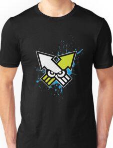 Splatoon - Turf War (Blue Splat) Unisex T-Shirt