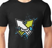 Splatoon - Turf War (Blue Splat) Unisex T-Shirt