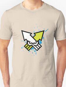 Splatoon - Turf War (Blue Splat) T-Shirt