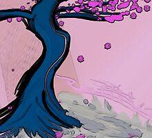 Cherry Blossom by lermpitt