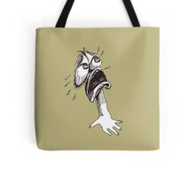 Scream-y Tote Bag