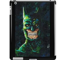 Dead Dark Knight iPad Case/Skin