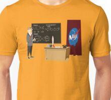 Vehement von Braun Unisex T-Shirt
