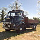 VINTAGE TRUCK by TIMKIELY