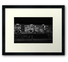 Queen of the Supermarket Framed Print