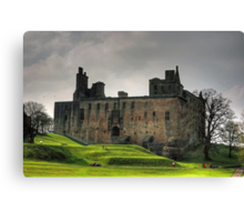 Linlithgow Royal Palace Canvas Print