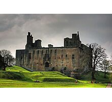 Linlithgow Royal Palace Photographic Print