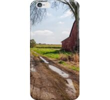 Into the fields iPhone Case/Skin