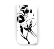 Comic Book Hero 1 Samsung Galaxy Case/Skin