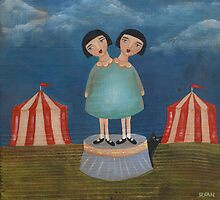 Conjoined Twins by Ryan Conners