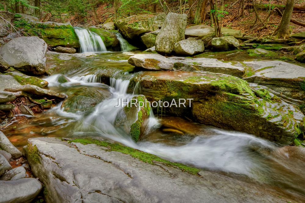Hell's Hole Creek by JHRphotoART