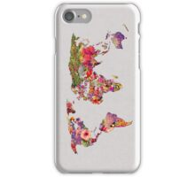 It's Your World iPhone Case/Skin