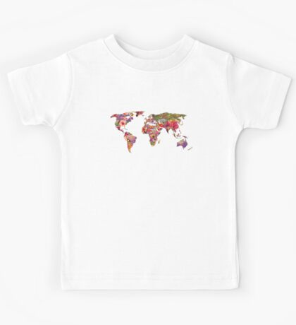 It's Your World Kids Tee